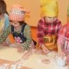 Warsztaty kulinarne w grupie 2,5 latków
